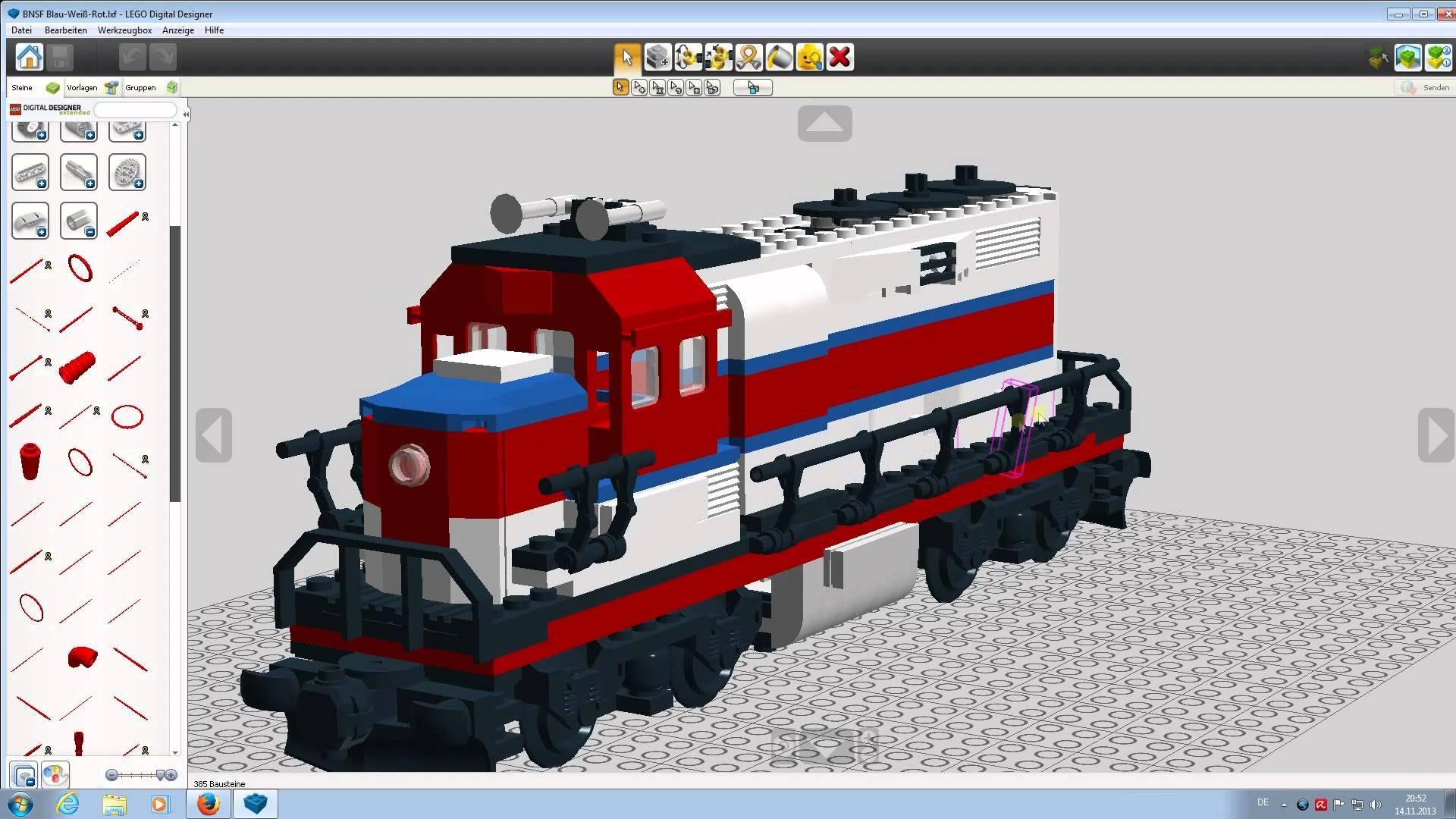 دانلود نرم افزار LEGO Digital Designer