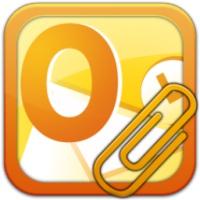 نمایش فایلهای پیوست ایمیلهای Outlook