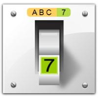 نمایش وضعیت کلیدهای Caps Lock و Num Lock در صفحه کلید