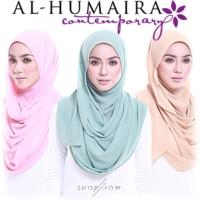 آموزش بستن شال و روسری از کمپانی AlHumaira