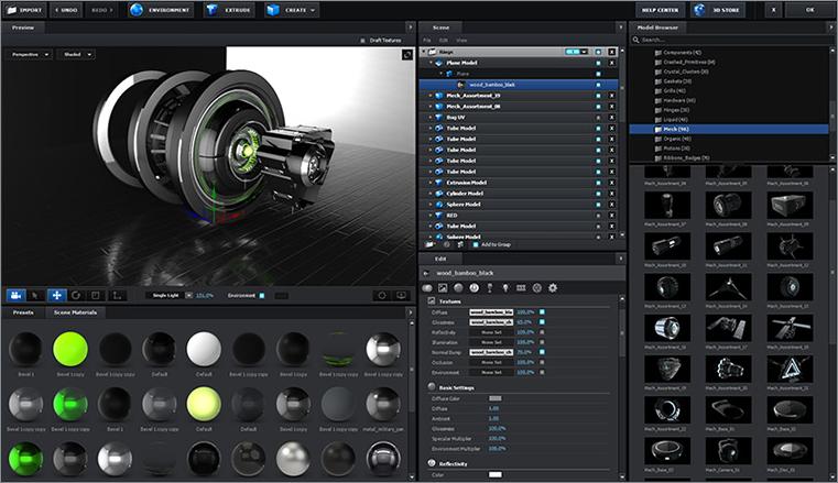 دانلود پلاگین Video Copilot Element 3D