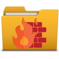 قرار دادن تمام فایلهای اجرایی یک پوشه در لیست ممنوعیت فایروال