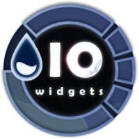 اسکین زیبای Win10 Widgets برای نرم افزار Rainmeter