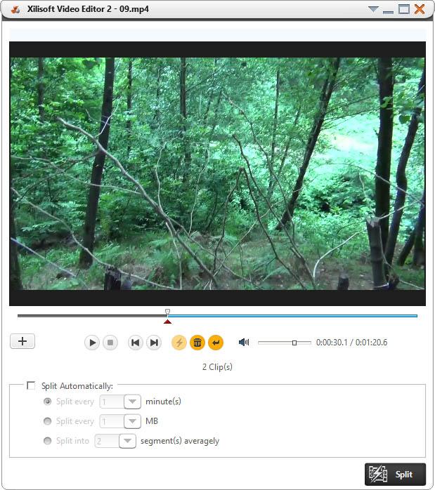 دانلود نرم افزار Xilisoft Video Editor