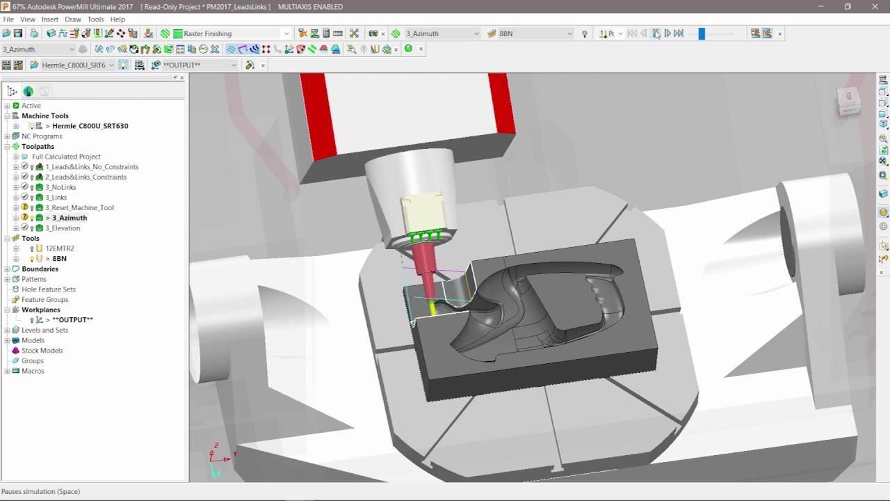 دانلود Autodesk PowerMill
