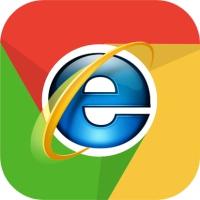 نمایش سایتها بر پایه اینترنت اکسپلورر توسط مرورگر گوگل کروم