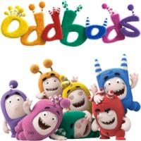 انیمیشنهای سه بعدی بسیار مفرح و جذاب Oddbods