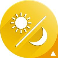 محاسبه موقعیت خورشید و ماه و زاویه و جهت تابش آنها