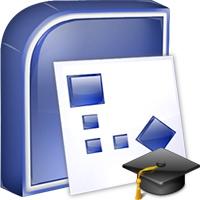 آموزش نرم افزار Microsoft Visio 2010