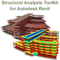 افزونه Structural Analysis Toolkit برای نرم افزار رویت