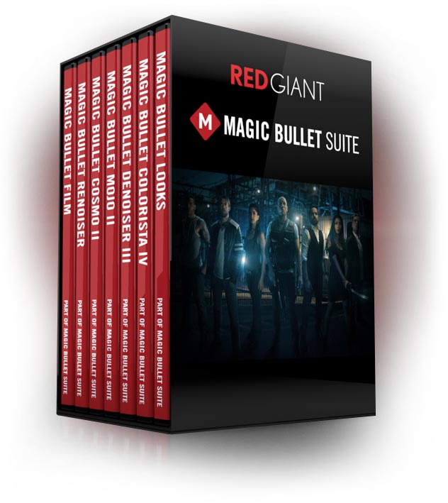 دانلود پلاگین Magic Bullet Suite