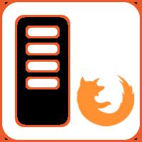 نمایش زبانههای مرورگر فایرفاکس به صورت عمودی