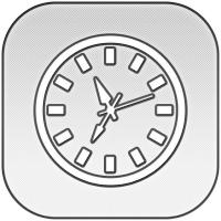 کرنومتر ساده برای اندازهگیری زمان با دقت میلیثانیه