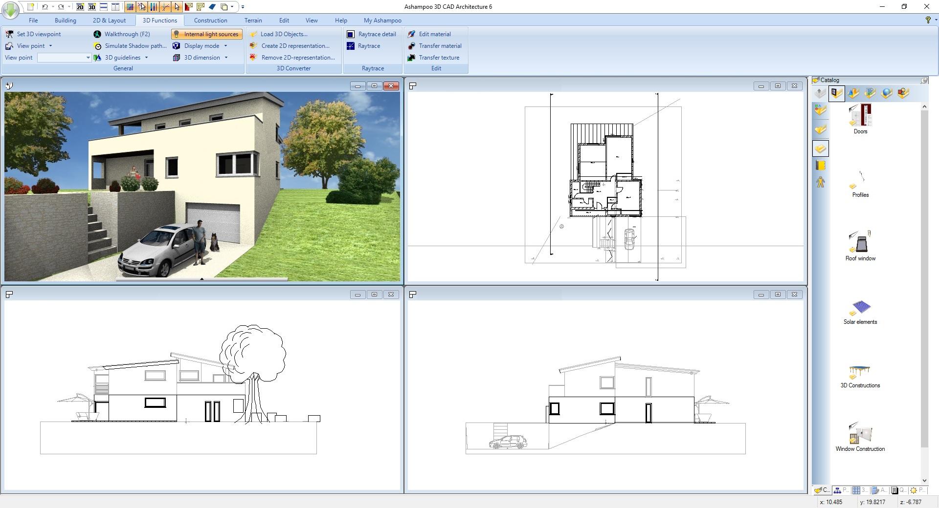 دانلود نرم افزار Ashampoo 3D CAD Professional