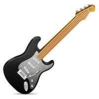 کوک استاندارد گیتار باس شش رشتهای
