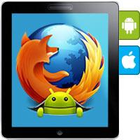 مرورگر فایرفاکس برای گوشیهای هوشمند