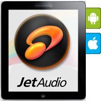 پلیر jetAudio برای گوشیهای هوشمند