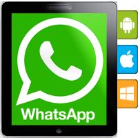 مسنجر واتساپ برای گوشیهای هوشمند