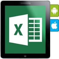 مایکروسافت اکسل برای گوشیهای هوشمند