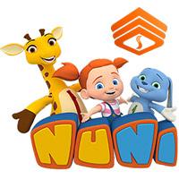 مجموعه کامل انیمیشنهای Nuni