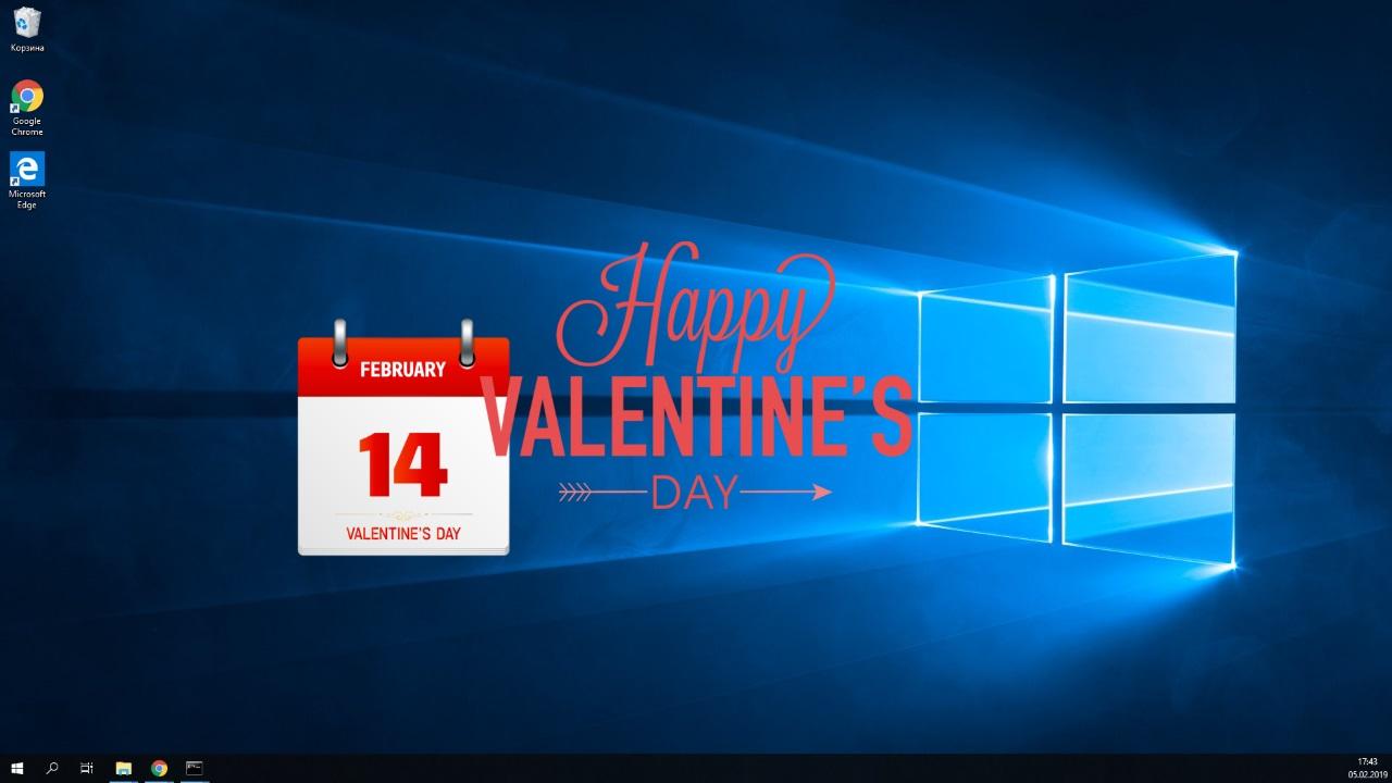 HolidayDesktop - Valentine's Day