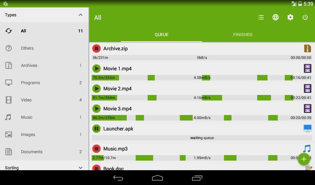 دانلود نرم افزار Advanced Download Manager Pro