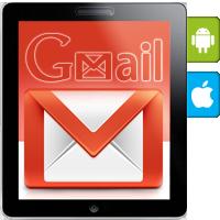 دسترسی به اکانت جیمیل توسط گوشیهای هوشمند