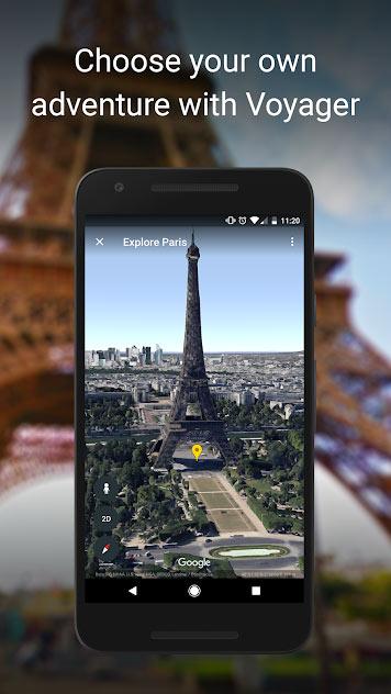 دانلود گوگل ارث موبایل