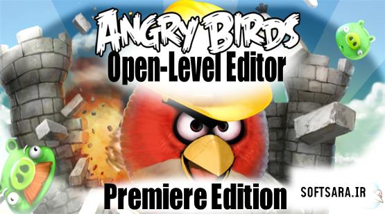 دانلود نرم افزار Angry Birds Open-Level Editor
