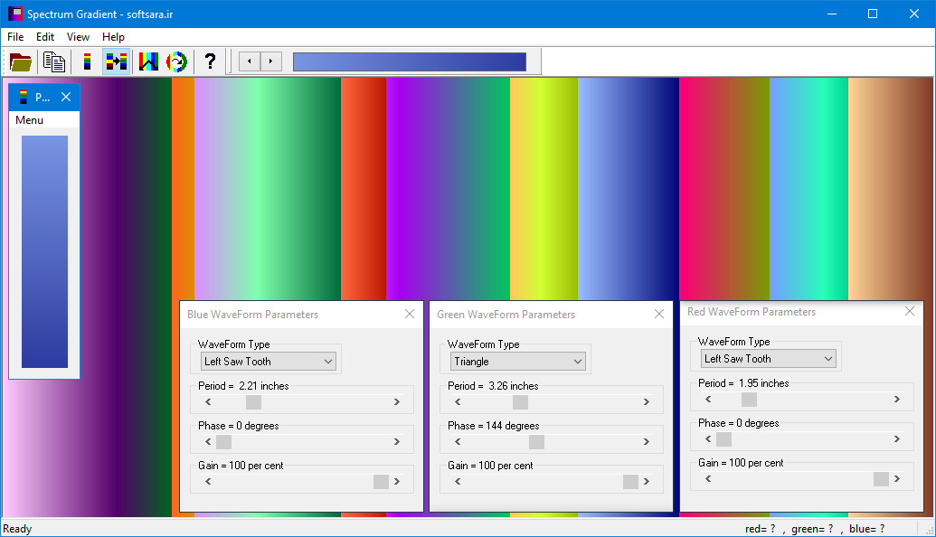Palette Selector