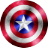 Captain America Skin Pack v1.0 x86 x64