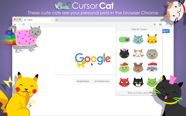 Cursor Cat