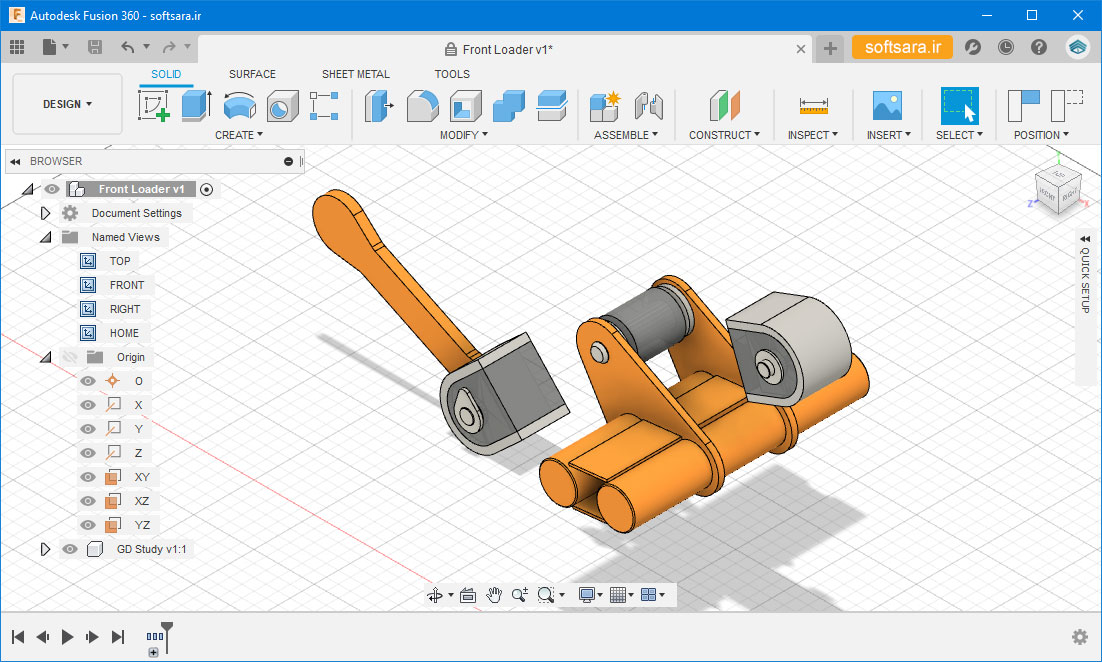 دانلود نرم افزار Autodesk Fusion 360