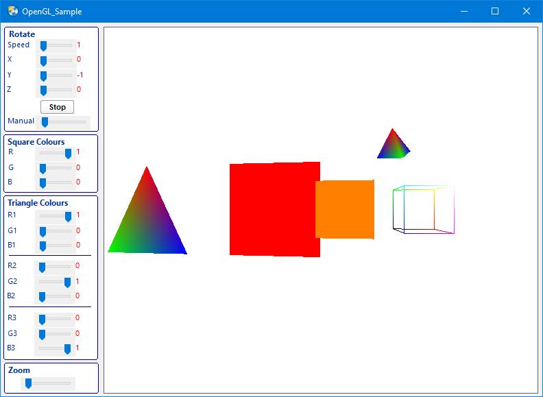 AMS OpenGL Plug-in