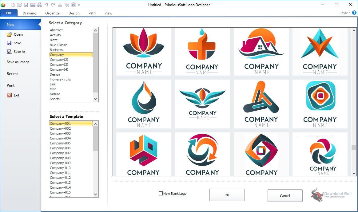 دانلود نرم افزار EximiousSoft Logo Designer Pro