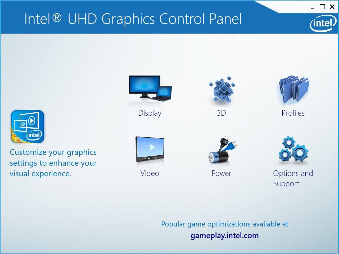 دانلود intel graphics windows 10 dch drivers