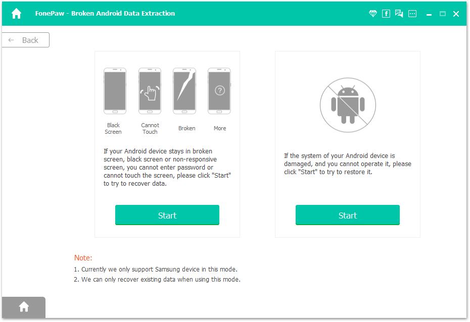 دانلود نرم افزار FonePaw Android Data Recovery