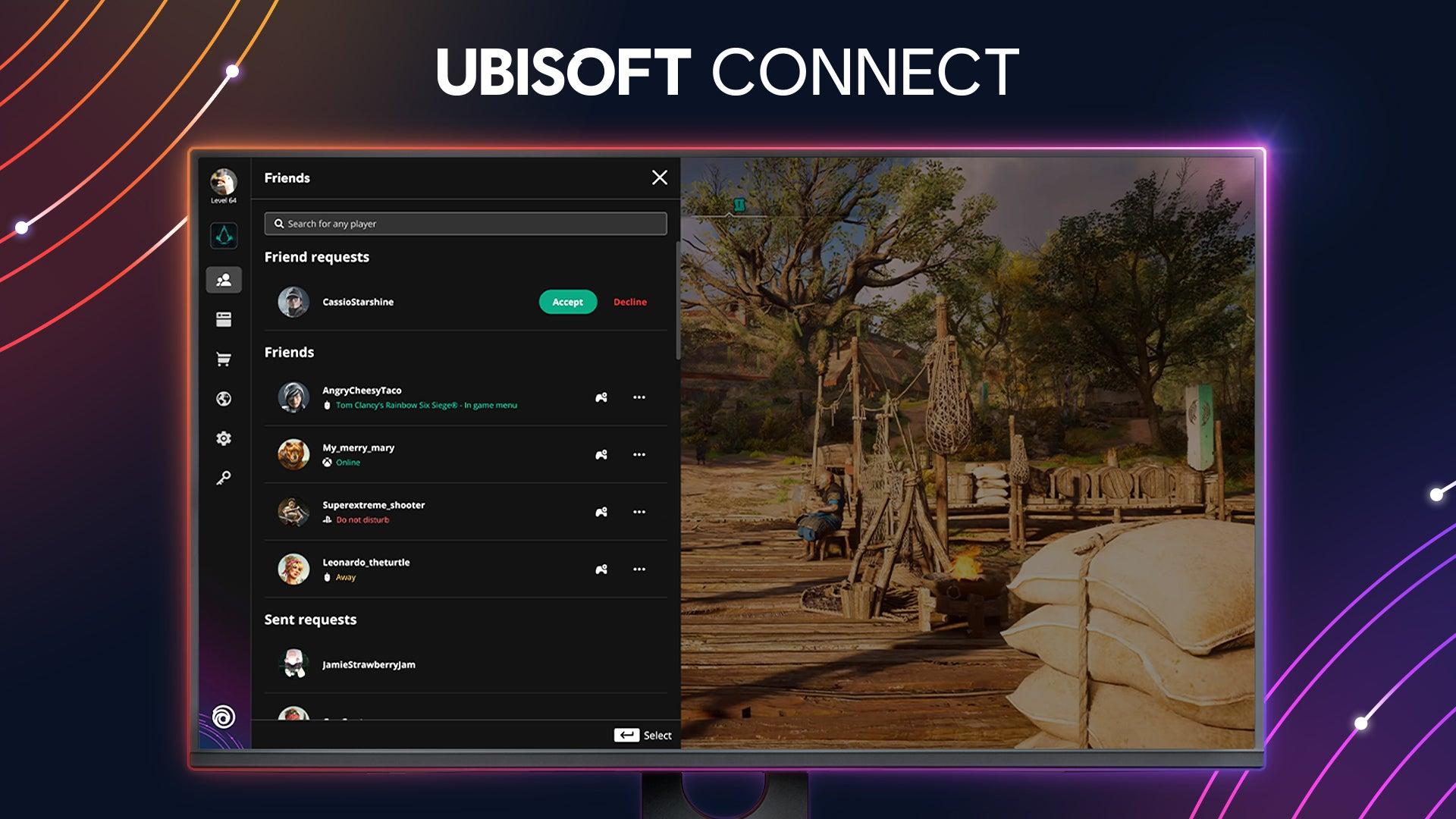 دانلود نرم افزار Ubisoft Connect