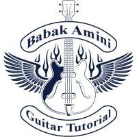 آموزش گیتار بابک امینی