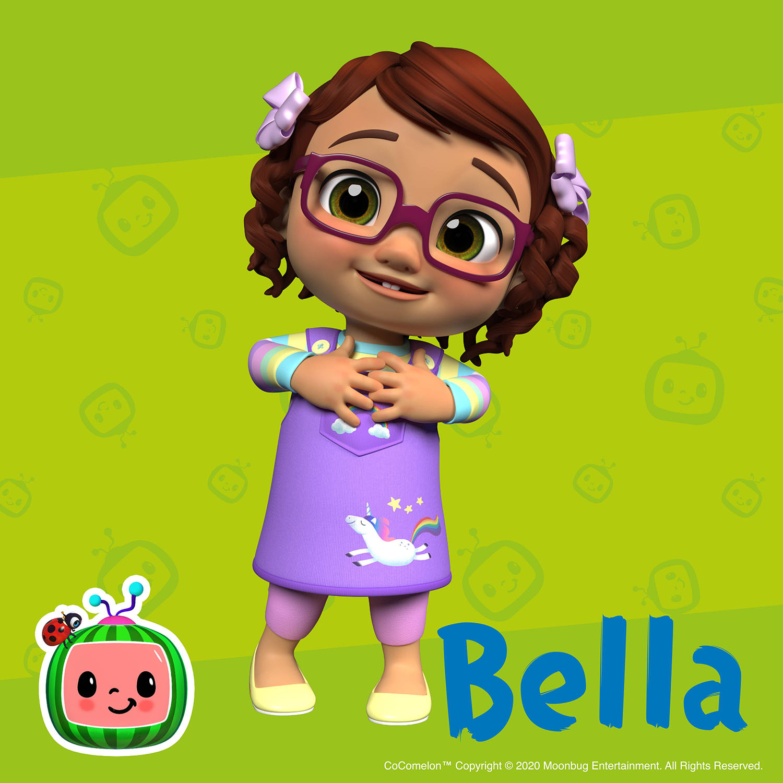 Bella - دوست مهد کودک کوکوملون
