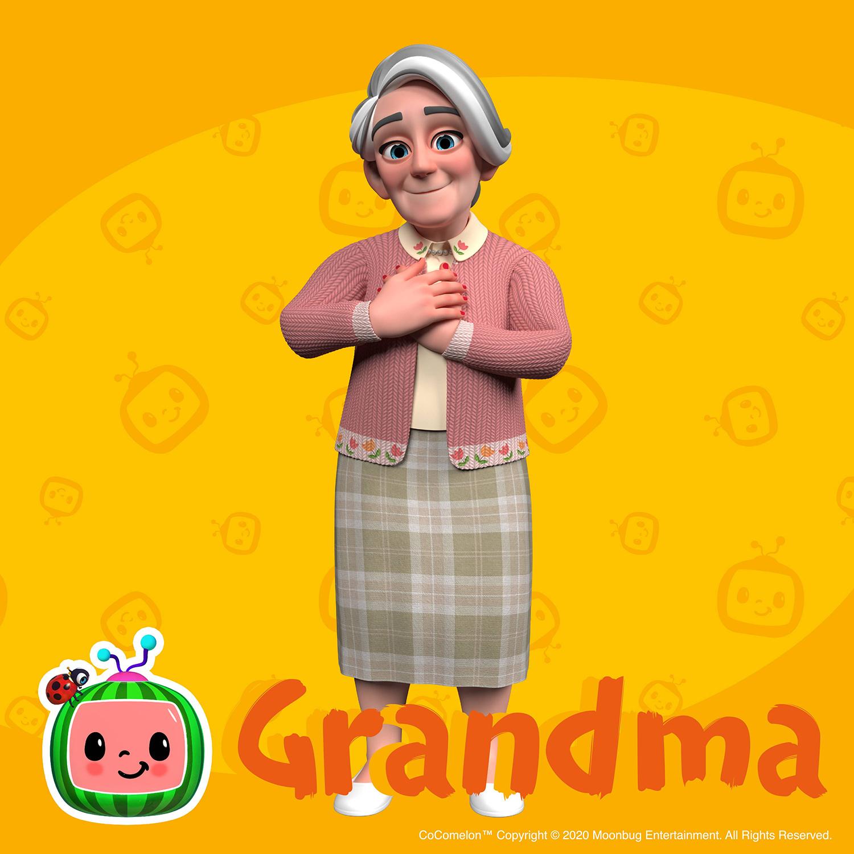 Grandma - مادربزرگ کوکوملون