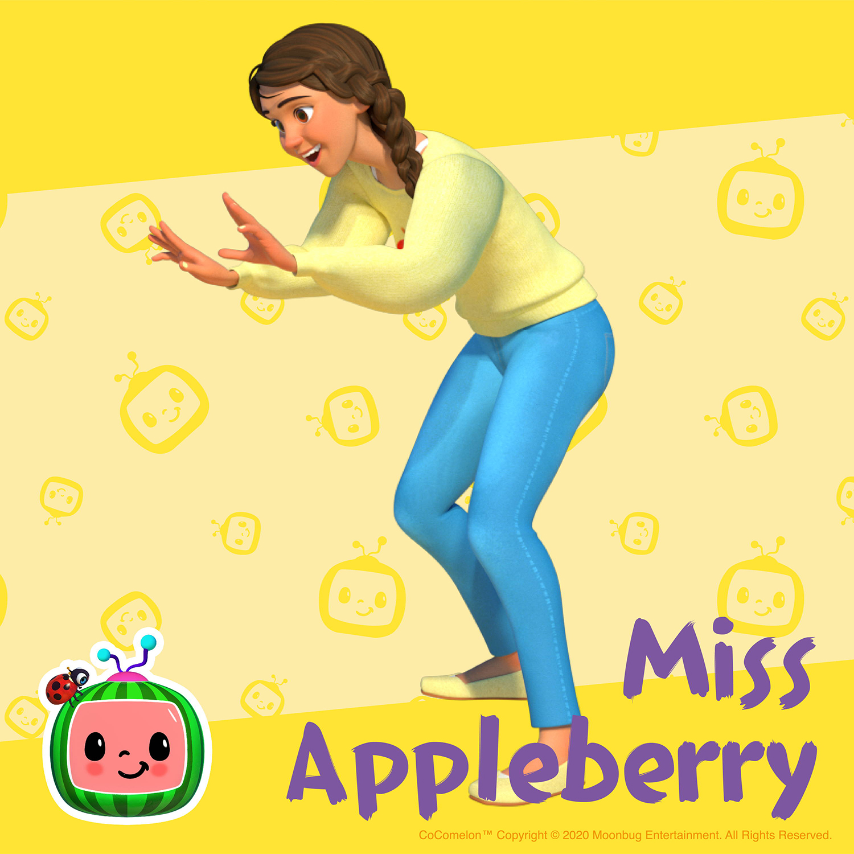 Miss Appleberry - خانم مربی کوکوملون