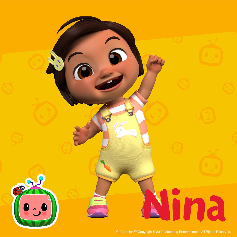 Nina - دوست مهد کودک کوکوملون